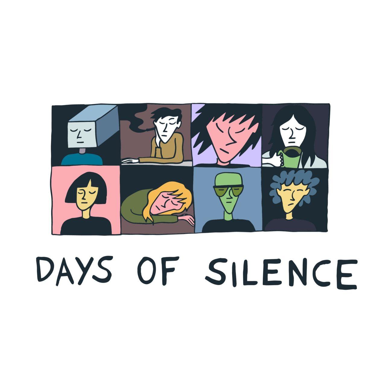 Days of silence