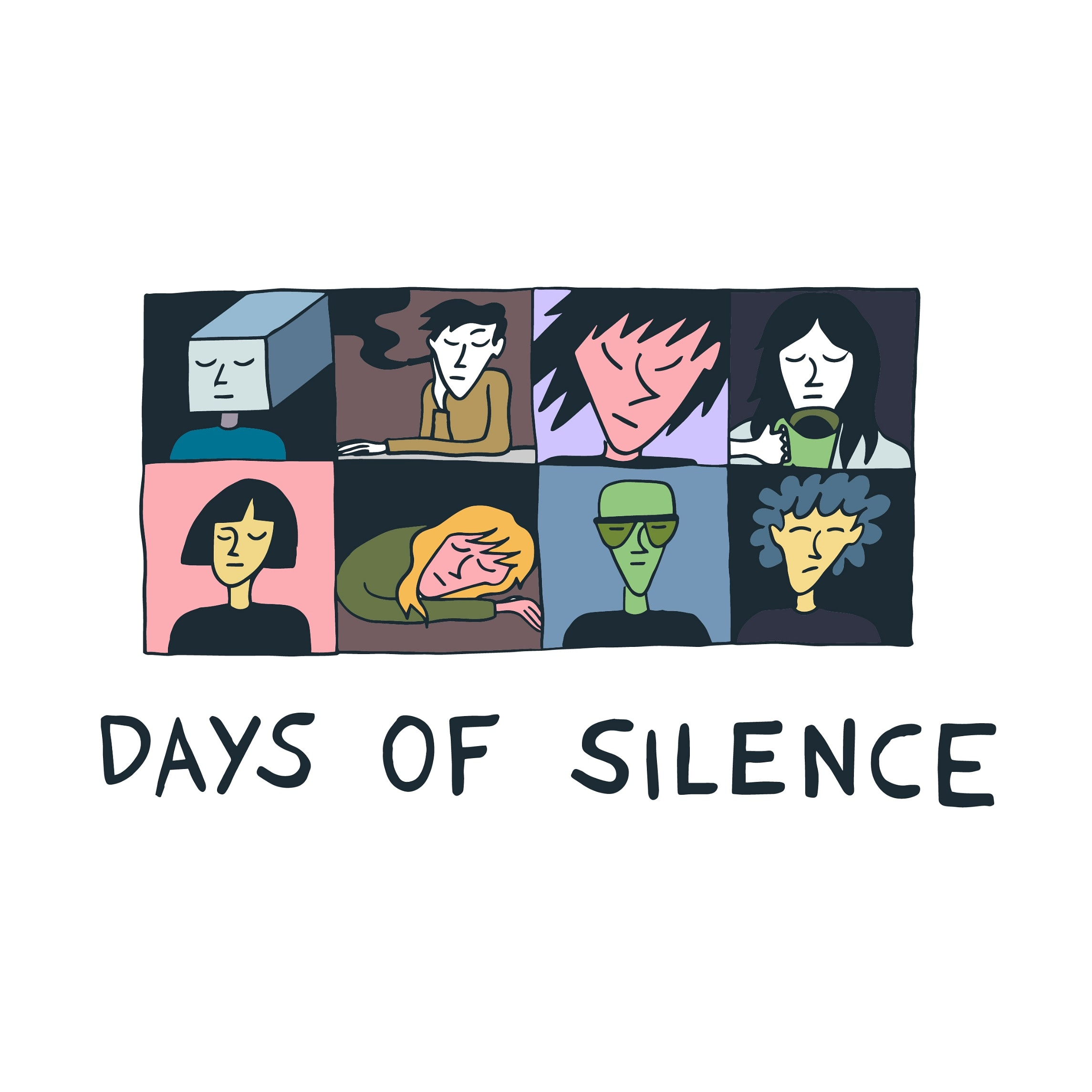 Days of silence